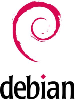 Das offizielle Debian-Logo